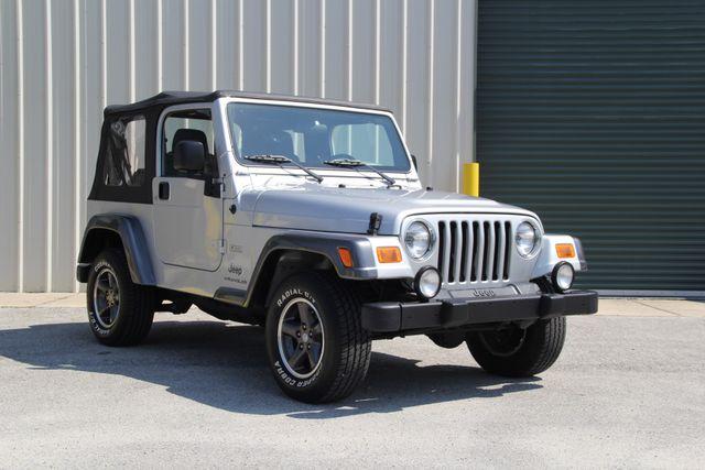 2004 Jeep Wrangler X COLUMBIA EDITION Jacksonville , FL 62