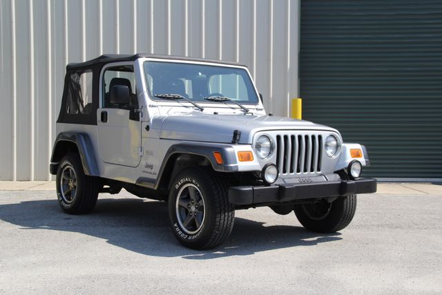 2004 Jeep Wrangler X COLUMBIA EDITION Jacksonville , FL 2