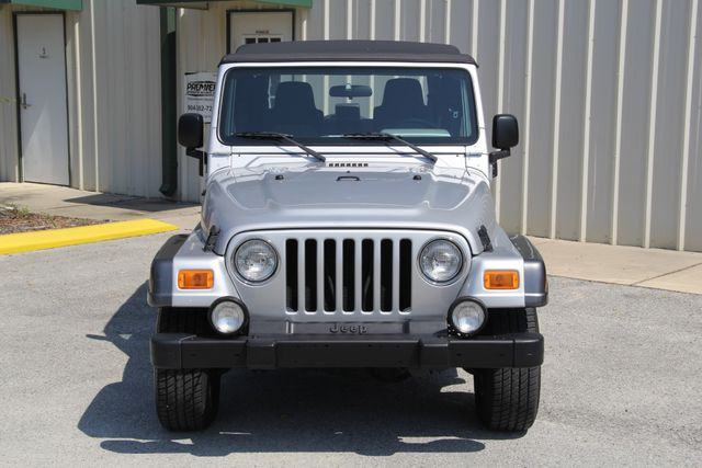 2004 Jeep Wrangler X COLUMBIA EDITION Jacksonville , FL 17