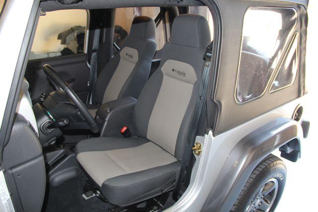 2004 Jeep Wrangler X COLUMBIA EDITION Jacksonville , FL 37