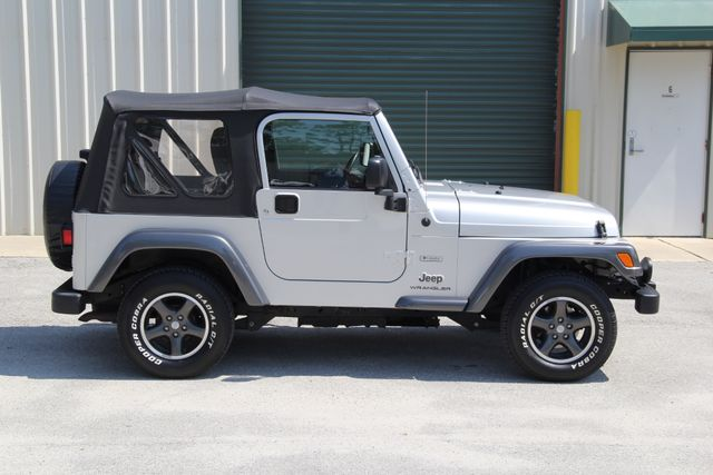 2004 Jeep Wrangler X COLUMBIA EDITION Jacksonville , FL 12