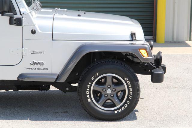2004 Jeep Wrangler X COLUMBIA EDITION Jacksonville , FL 13