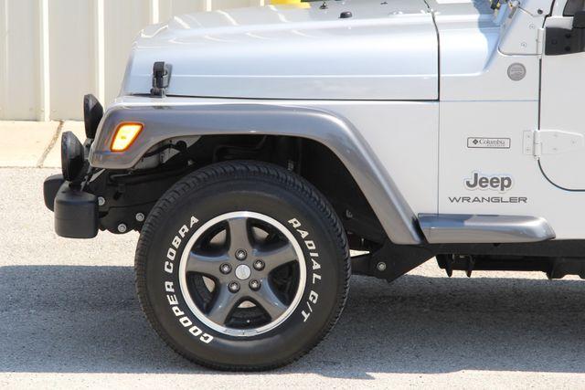 2004 Jeep Wrangler X COLUMBIA EDITION Jacksonville , FL 10
