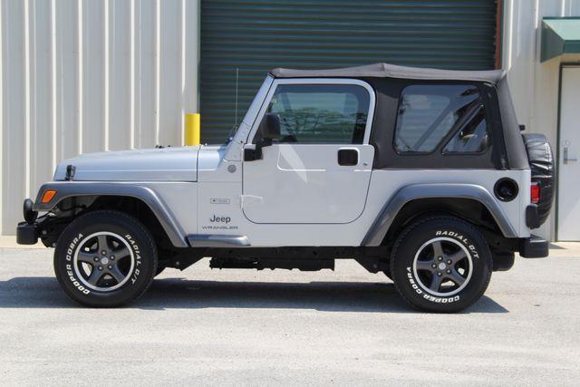 2004 Jeep Wrangler X COLUMBIA EDITION Jacksonville , FL 9