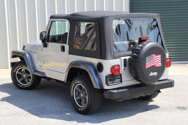 2004 Jeep Wrangler X COLUMBIA EDITION Jacksonville , FL 63