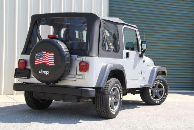 2004 Jeep Wrangler X COLUMBIA EDITION Jacksonville , FL 64