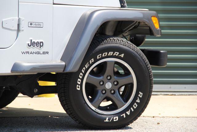 2004 Jeep Wrangler X COLUMBIA EDITION Jacksonville , FL 4
