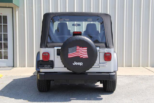 2004 Jeep Wrangler X COLUMBIA EDITION Jacksonville , FL 24