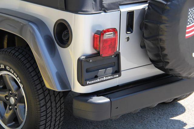 2004 Jeep Wrangler X COLUMBIA EDITION Jacksonville , FL 25