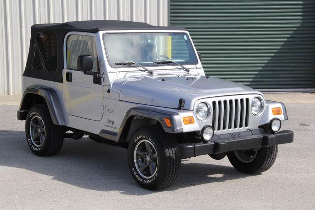 2004 Jeep Wrangler X COLUMBIA EDITION Jacksonville , FL 59