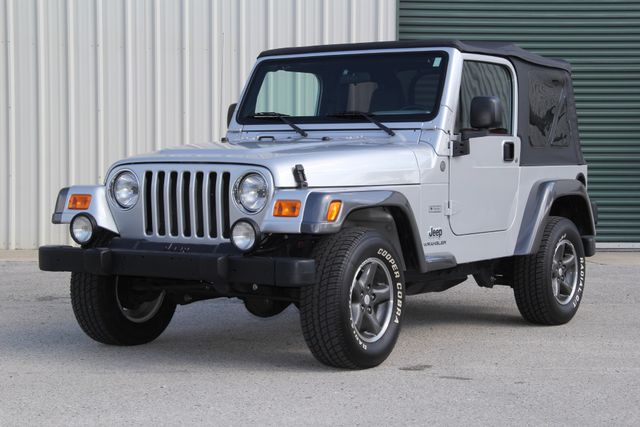 2004 Jeep Wrangler X COLUMBIA EDITION