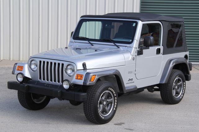 2004 Jeep Wrangler X COLUMBIA EDITION Jacksonville , FL 58