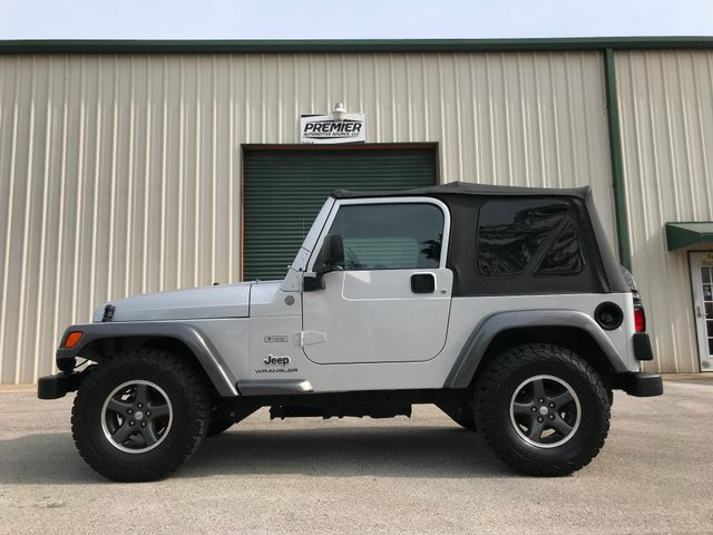 2004 Jeep Wrangler X COLUMBIA EDITION in Jacksonville , FL 32246