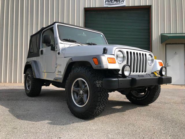 2004 Jeep Wrangler X COLUMBIA EDITION in Jacksonville , FL 32246