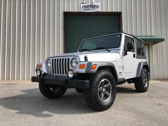 2004 Jeep Wrangler X COLUMBIA EDITION