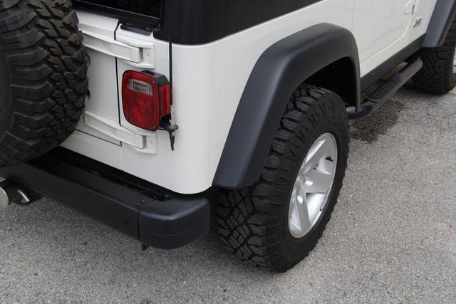 2004 Jeep Wrangler Rubicon Jacksonville , FL 25