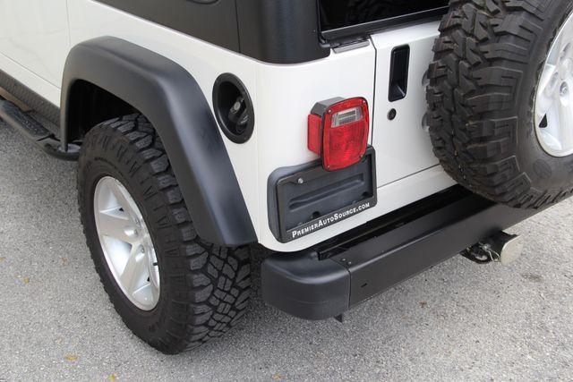 2004 Jeep Wrangler Rubicon Jacksonville , FL 23