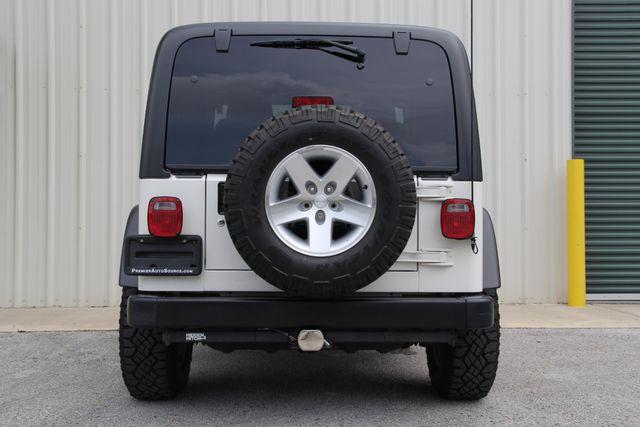 2004 Jeep Wrangler Rubicon Jacksonville , FL 21