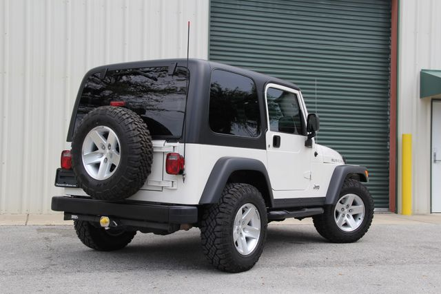2004 Jeep Wrangler Rubicon Jacksonville , FL 60