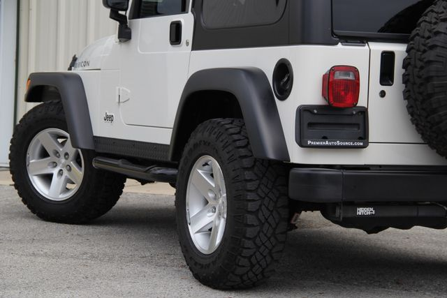 2004 Jeep Wrangler Rubicon Jacksonville , FL 22