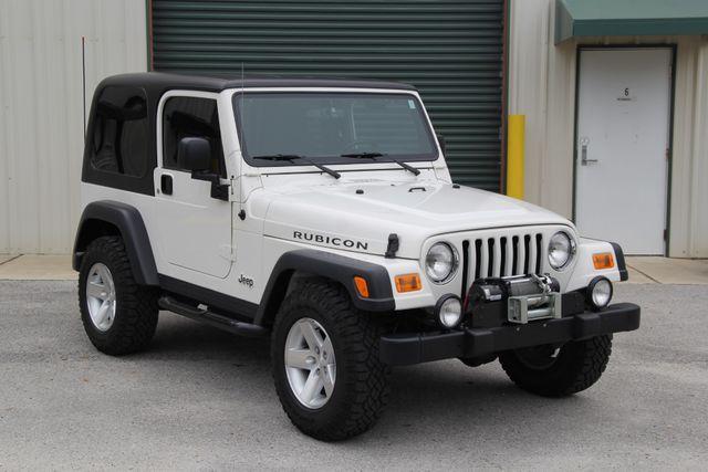 2004 Jeep Wrangler Rubicon Jacksonville , FL 58