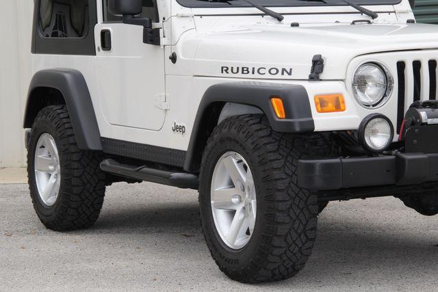 2004 Jeep Wrangler Rubicon Jacksonville , FL 19