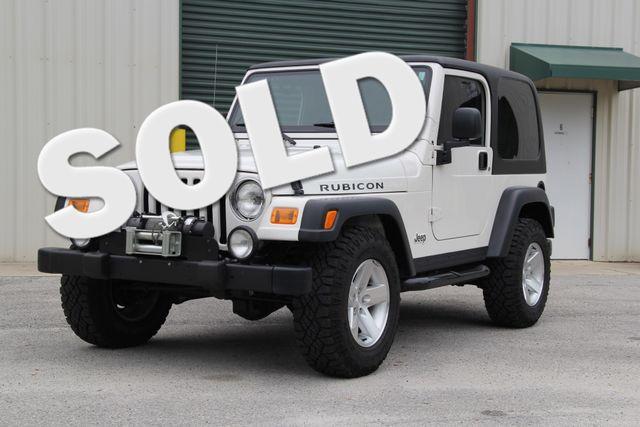 2004 Jeep Wrangler Rubicon Jacksonville , FL 0