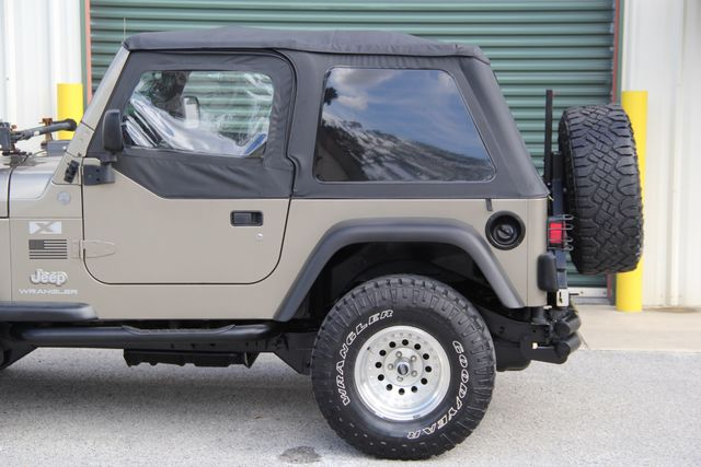 2004 Jeep Wrangler X Jacksonville , FL 7