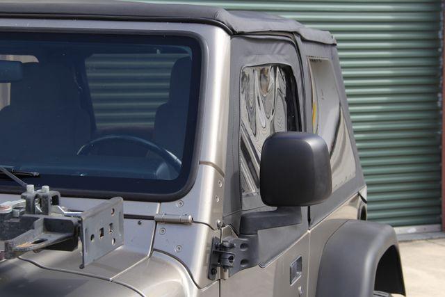 2004 Jeep Wrangler X in Jacksonville FL, 32246