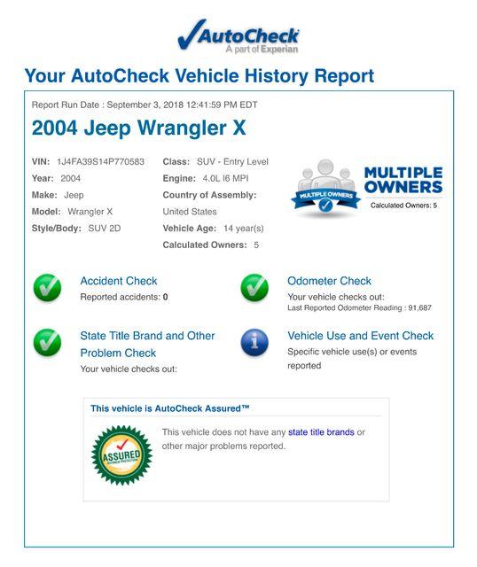 2004 Jeep Wrangler X Jacksonville , FL 27