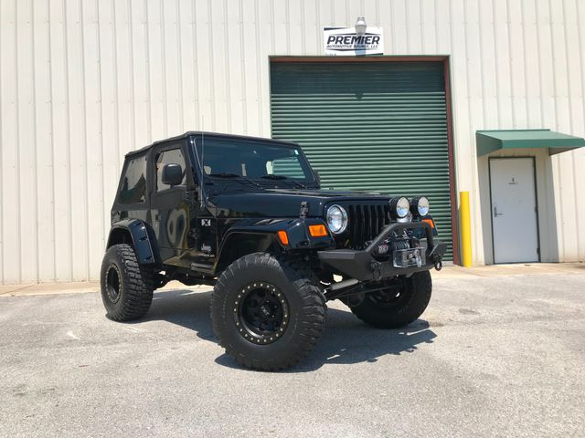 2004 Jeep Wrangler Lifted in Jacksonville , FL 32246