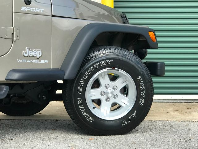 2004 Jeep Wrangler Sport Clean, stock, low mileage TJ in Jacksonville , FL 32246