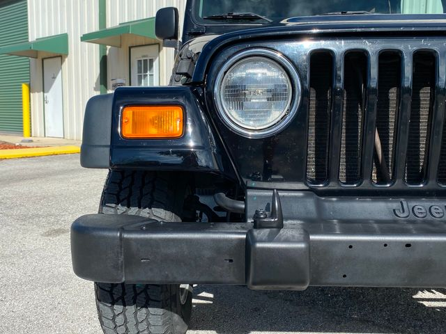 2004 Jeep Wrangler Unlimited LJ in Jacksonville , FL 32246