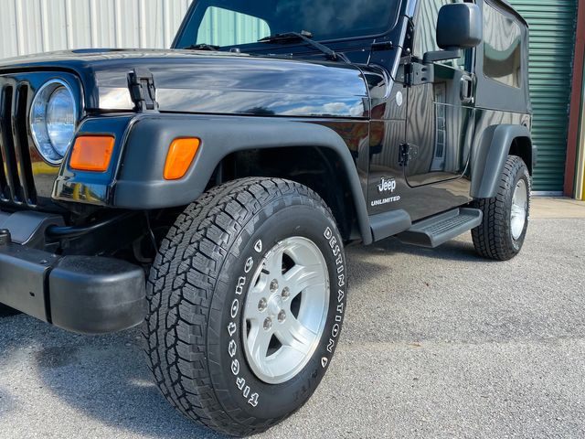 2004 Jeep Wrangler Unlimited LJ in Jacksonville , FL 32246