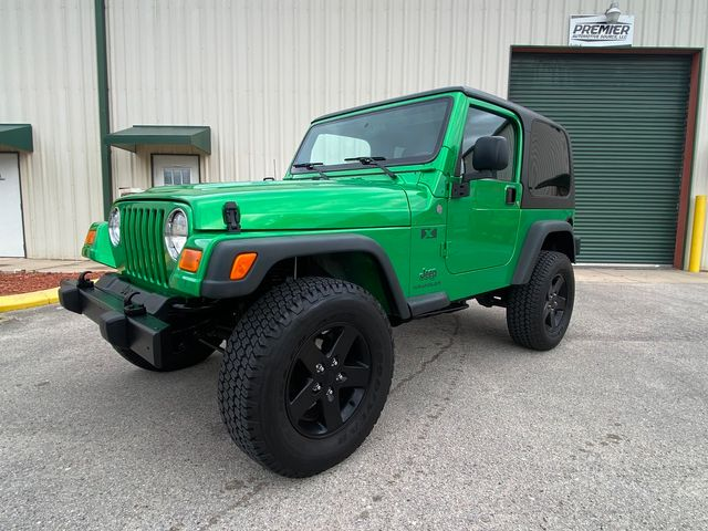 2004 Jeep Wrangler X Hard Top in Jacksonville , FL 32246