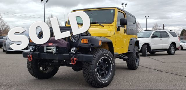 2004 Jeep Wrangler Unlimited LINDON, UT
