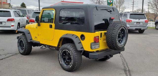 2004 Jeep Wrangler Unlimited LINDON, UT 3
