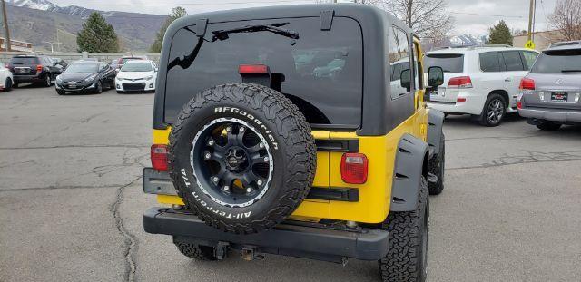 2004 Jeep Wrangler Unlimited LINDON, UT 4