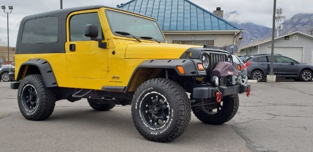 2004 Jeep Wrangler Unlimited LINDON, UT 7
