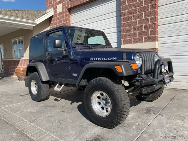 2004 Jeep Wrangler Rubicon LINDON, UT 1