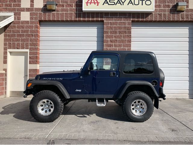 2004 Jeep Wrangler Rubicon LINDON, UT 5