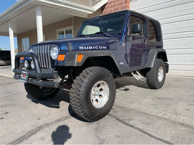 2004 Jeep Wrangler Rubicon LINDON, UT 6