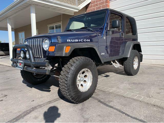2004 Jeep Wrangler Rubicon LINDON, UT 6