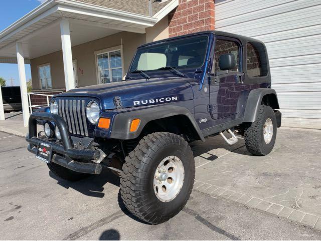 2004 Jeep Wrangler Rubicon LINDON, UT 7