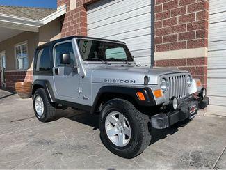 2004 Jeep Wrangler Rubicon LINDON, UT 1