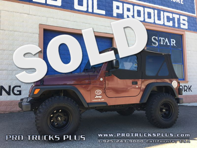 Wrangler Jeep 2004 SE  in Livermore California