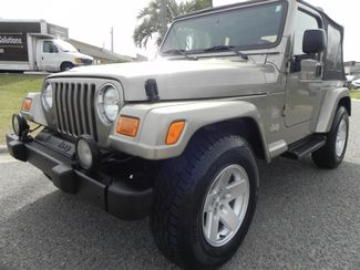 2004 Jeep Wrangler Sahara 4x4 in Martinez, Georgia 30907