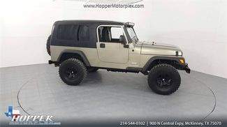 2004 Jeep Wrangler Unlimited in McKinney Texas, 75070