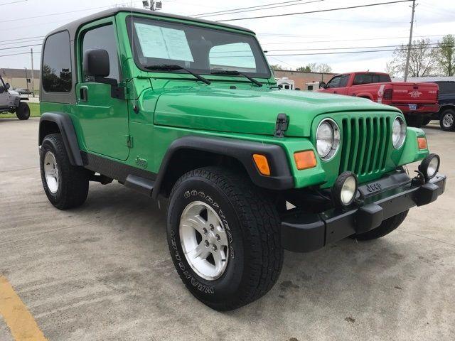 2004 Jeep Wrangler Sport in Medina, OHIO 44256