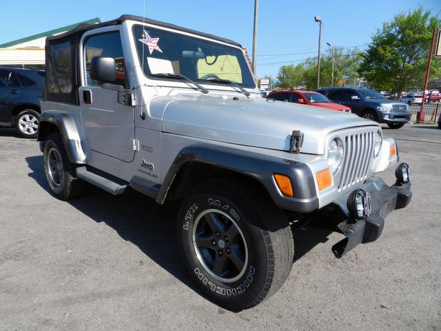 2004 Jeep Wrangler X in Nashville, Tennessee 37211